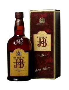 J&B 15 años 70cl.
