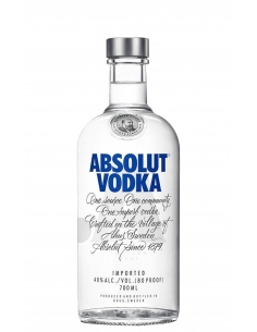 Absolut Vodka 70cl.